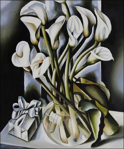 Comment s'intitule cette toile de Tamara de Lempicka ?