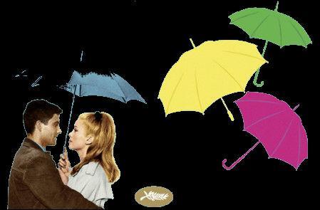 """Quelles actrices jouaient dans """"Les parapluies de Cherbourg"""" ?"""