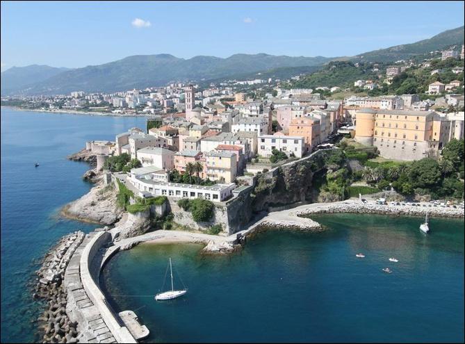 Haute-Corse. Capitale de la Bagnaja !