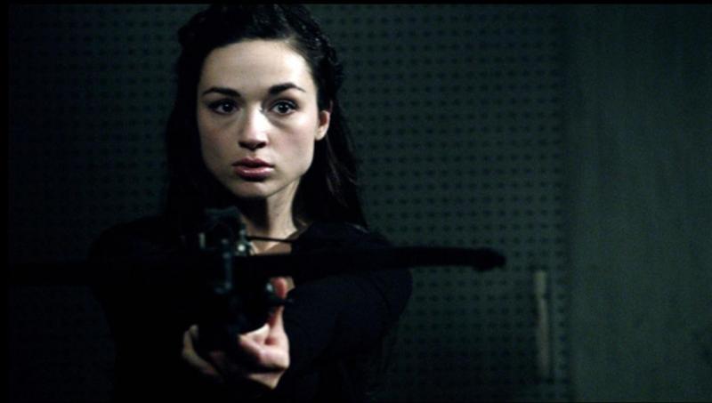 Avec quelle arme Allison se défend-elle le mieux ?