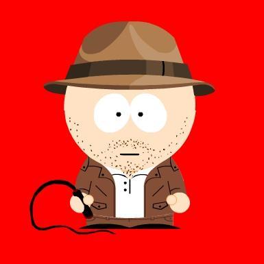 Personnages de films ou séries en animations South Park