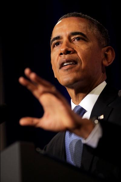 Enfin, comme Mika, Oscar ou Najat Vallaud-Belkacem, Barack Obama partage sa vie avec quelqu'un depuis de nombreuses années. Comment se nomme sa femme ?