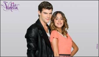 Comment s'appelle le petit ami de Violetta dans la saison 2 ?