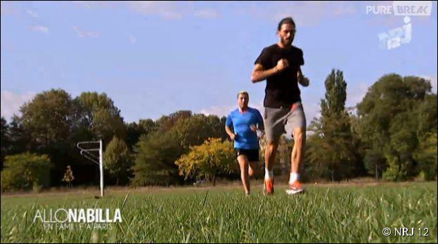 Pour quelle association Thomas et John ont-ils couru les 20 km de Paris ?