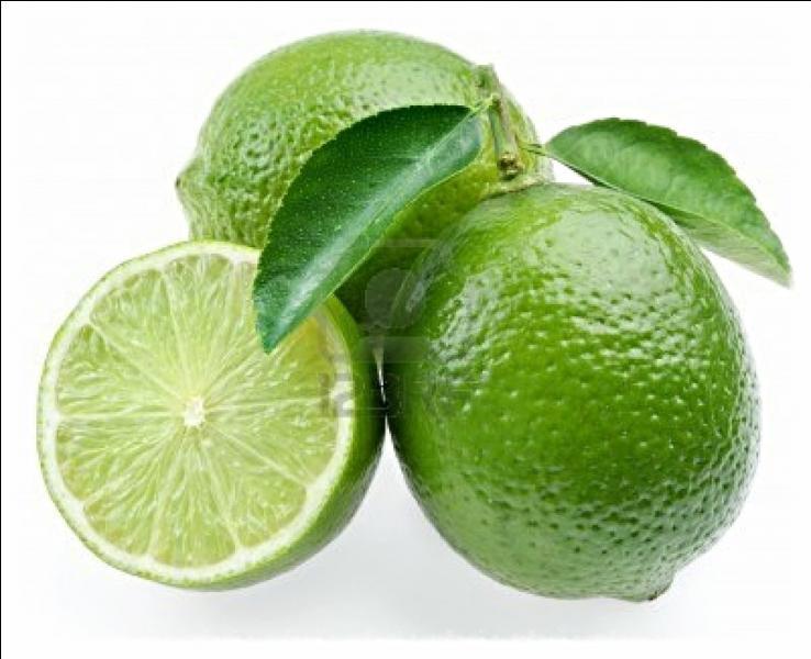 La lime est-elle synonyme de citron vert ?