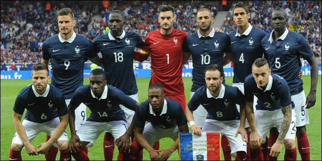 Sur quel palier s'est arrêté le parcours de l'équipe de France ?