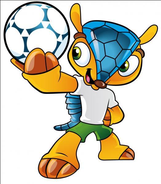 Quel est le nom de la mascotte du Mondial ?