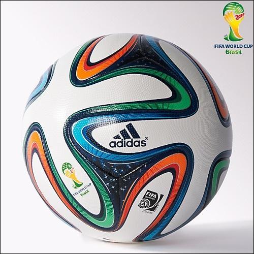 Quel nom a été choisi pour représenter le ballon officiel du Mondial ?
