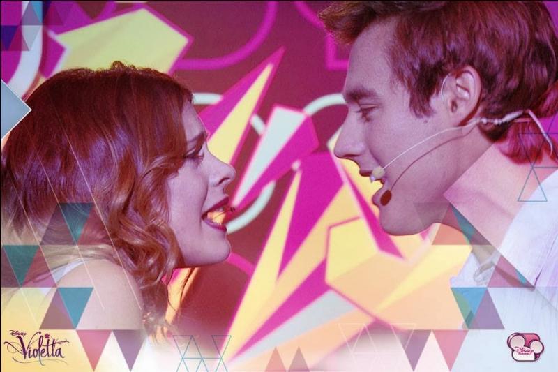 Voici l'image de la chanson que Violetta et Léon ont rêvée, quelle est cette chanson ?