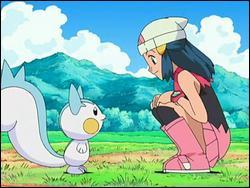 Pendant le DP019 (épisode 485), Aurore capture un Pachirisu qui est ensuite relâché mais il revient ensuite, pour quelle raison ?