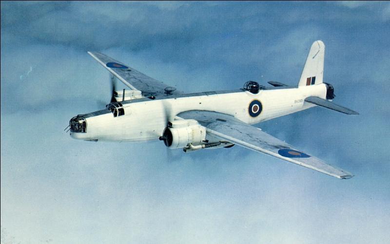 Cet avion a été, à ses débuts, conçu pour devenir un bombardier. Mais, sous-motorisé, il a été surtout utilisé pour le sauvetage en mer et la lutte anti sous marine. A vous de trouver cet avion !