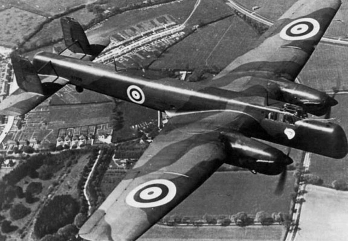 Avions de la 2e Guerre mondiale – les bombardiers (et équivalents) alliés !