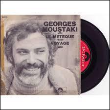 """Musique - En 2006, quel rappeur a fait une reprise de la chanson """"Le Métèque"""" de Georges Moustaki ?"""