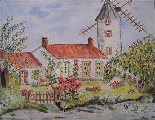 """Qui chantait """"Dans la maison d'vacances, y a un jardin fleuri, un saule pleureur qui danse au milieu des orties"""" ? ( souvenirs d'avant le Bac G)"""