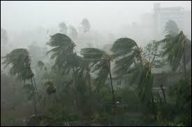 Trois conditions sont nécessaires pour qu'un cyclone tropical naisse, parmi ces trois réponses, laquelle est bonne ?