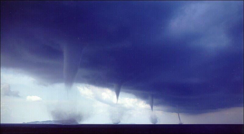 Dans quel pays les tornades sont-elles les plus fréquentes ?