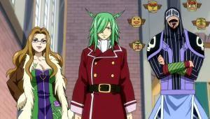 Fairy Tail : la bande de Raijin