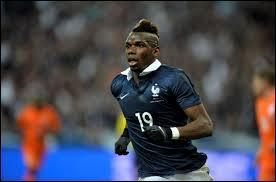 La français Paul Pogba, 21 ans, a été élu meilleur jeune joueur du mondial 2014 :