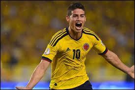 Et oui, le colombien James Rodriguez joueur de Monaco a été élu meilleur buteur avec 6 buts marqué :