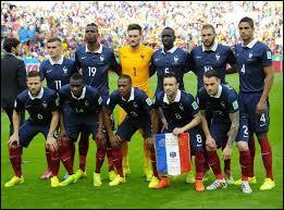 Avec quelles équipes était la France dans le groupe ?