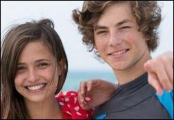De quelle série provient ce très beau couple ?
