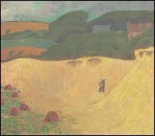 """Qui a peint """"Les grands sables au Pouldu"""" ?"""
