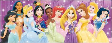 Combien y a-t-il de princesses Disney ?