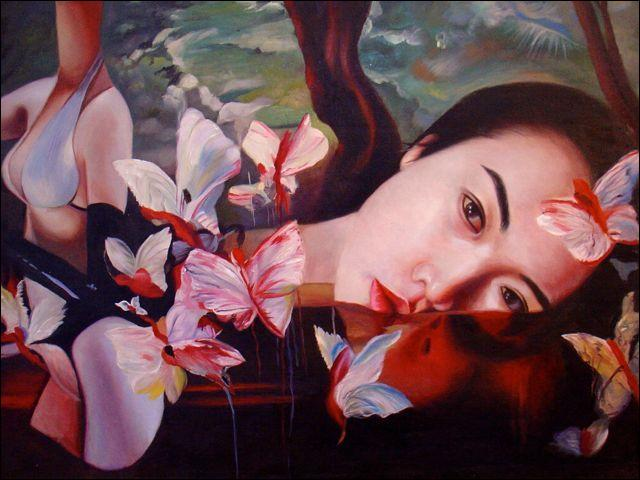 """Poème de Pierre Menanteau : """"Sur leur petit vélo / Roue libre, dérailleur / Vers le bas, vers le haut / Ils vont de fleur en fleur. """" Quel est le titre de ce poème ?"""