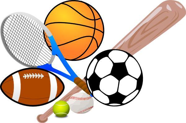 Différents sports !