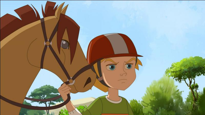 Comment s'appelle ce poney ?