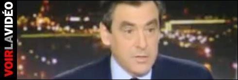 Le soir de la grande journée de mobilisation du 19 mars, Fillon était l'invité du 20 heures de TF1. Il est venu annoncer: