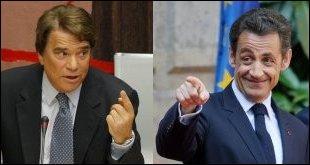 Bernard Tapie et Nicolas Sarkozy se sont rencontrés: