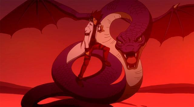 Fairy Tail : Cobra