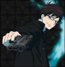 Yukio Okumura est devenu exorciste à l'âge de 13 ans.