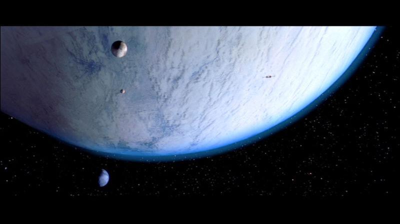 Et on finit avec un exercice que beaucoup apprécient, retour dans le vaisseau pour reconnaître les planètes vues de l'espace :