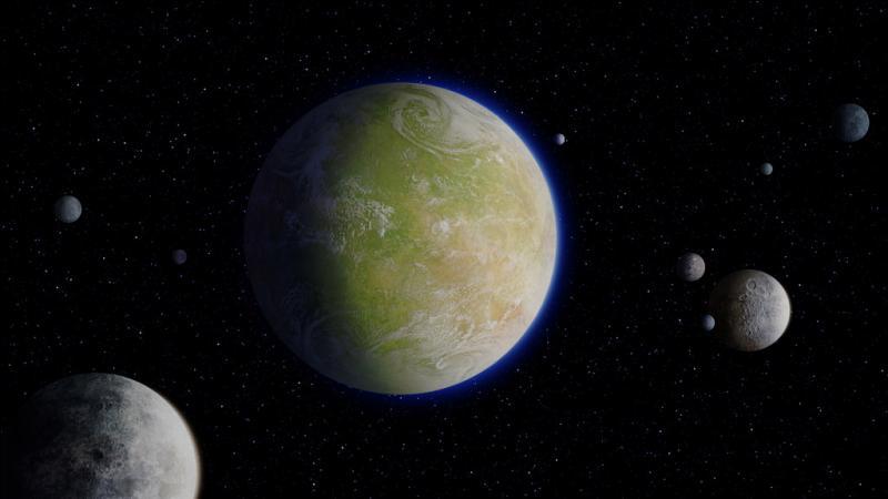 Saurez-vous reconnaître cette planète ?