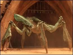 Sur quelle planète peut-on voir cette créature ?