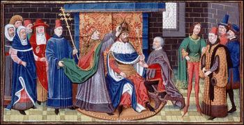 Quel jour de l'année 800 Charlemagne a-t-il été sacré Empereur ?