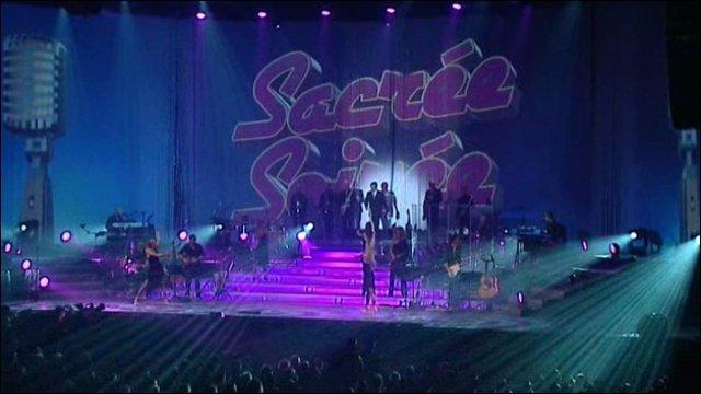 """Qui animait l'émission """"Sacrée soirée"""" de 1987 à 1994 ?"""
