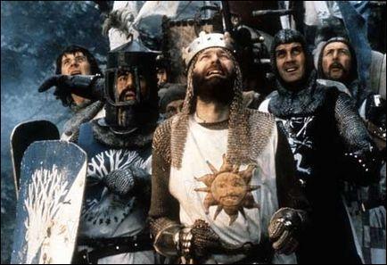 De quel film de Terry Gilliam et Terry Jones, est tirée cette image ?