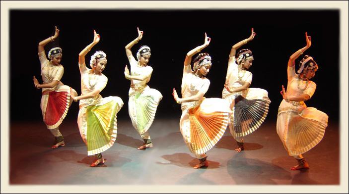 Cette danse sacrée se nomme Bharata natyam, à quel pays appartient-elle ?