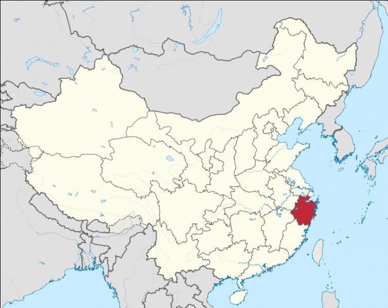 Quelle est la capitale de la province de Zhejiang ?