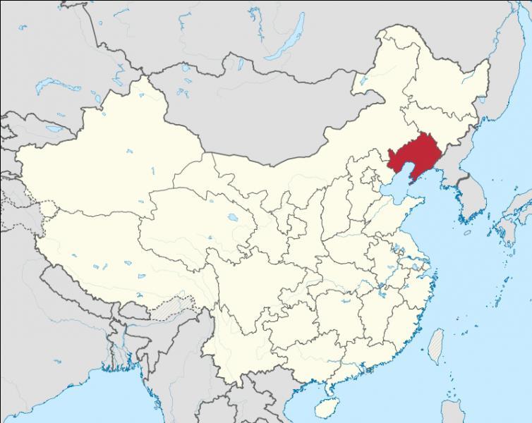 Quelle est la capitale de la province de Liaoning ?
