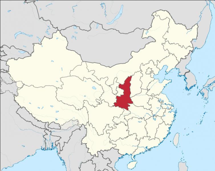 Quelle est la capitale de la province de Shaanxi ?