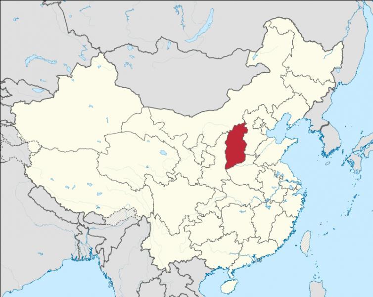 Quelle est la capitale de la province de Shanxi ?