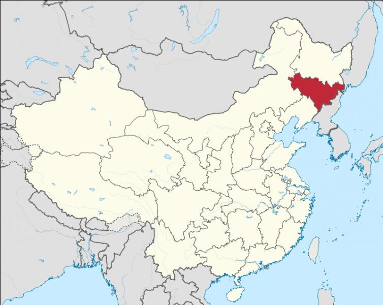 Quelle est la capitale de la province de Jilin ?