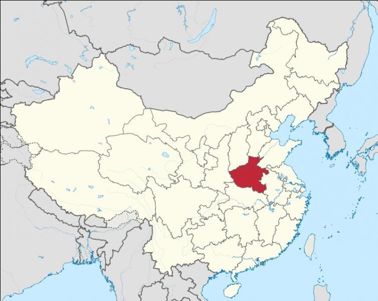 Quelle est la capitale de la province de Henan ?