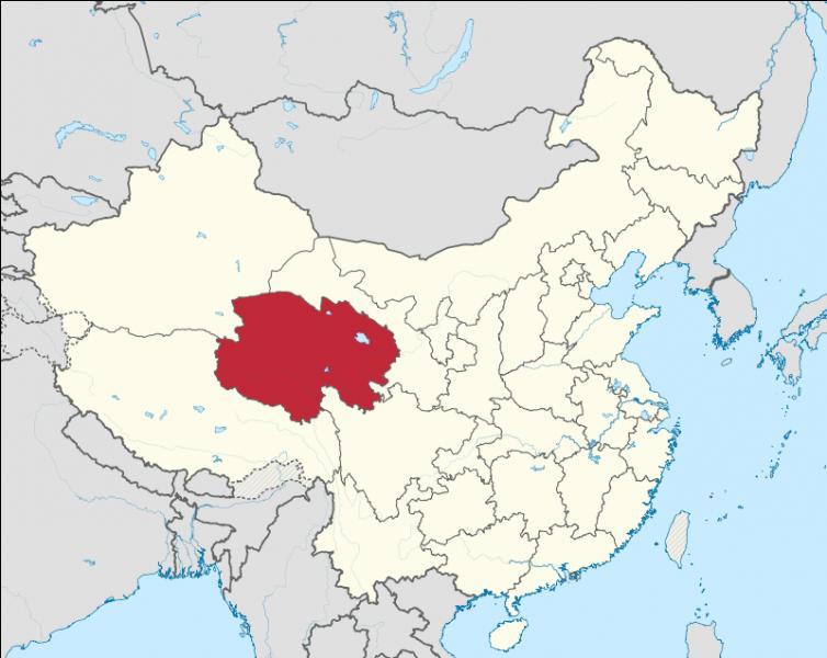 Quelle est la capitale de la province de Qinghai ?