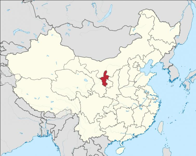 Quelle est la capitale de la région autonome de Ningxia ?