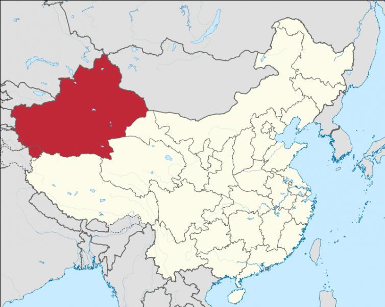 Quelle est la capitale de la région autonome de Xinjiang ?